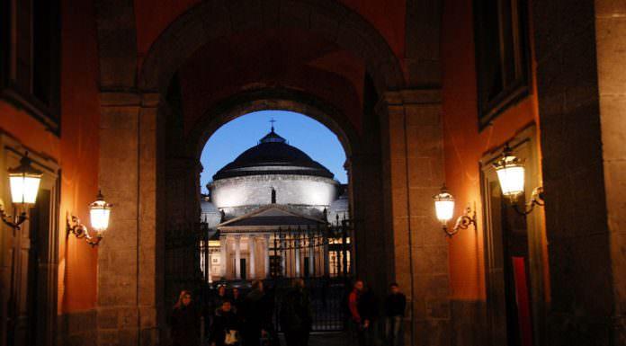 Palazzo reale di Napoli | ilmondodisuk.com