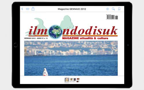 Magazine N. 13 | il Mondo di Suk