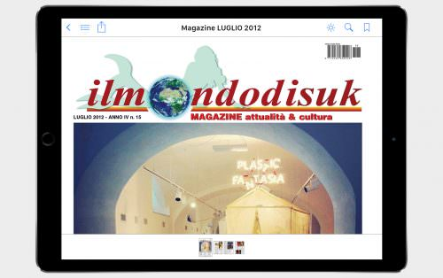 Magazine N. 15 | il Mondo di Suk
