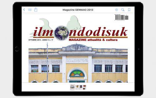 Magazine N. 17 | il Mondo di Suk