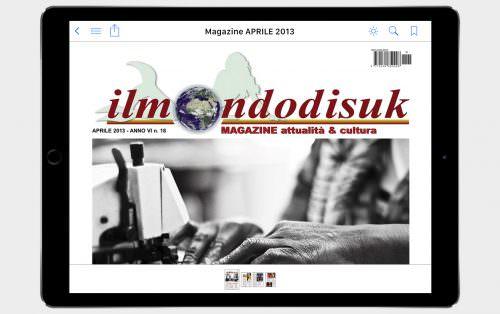 Magazine N. 18 | il Mondo di Suk
