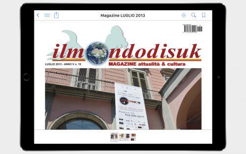 Magazine N. 19 | il Mondo di Suk