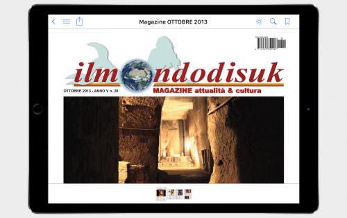 Magazine N. 20 | il Mondo di Suk