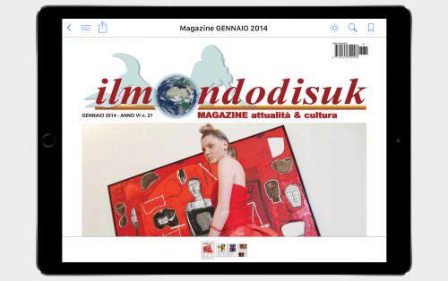 Magazine N. 21 | il Mondo di Suk