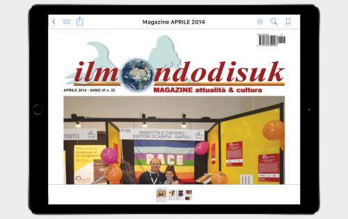 Magazine N. 22 | il Mondo di Suk