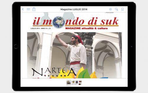 Magazine N. 23 | il Mondo di Suk