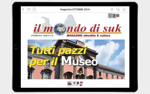 Magazine N. 24 | il Mondo di Suk