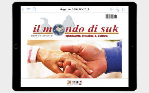 Magazine N. 25 | il Mondo di Suk