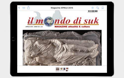 Magazine N. 26 | il Mondo di Suk