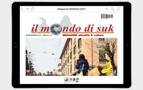 Magazine N. 33 | il Mondo di Suk