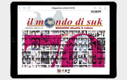 Magazine N. 27 | il Mondo di Suk