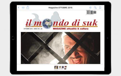 Magazine N. 28 | il Mondo di Suk