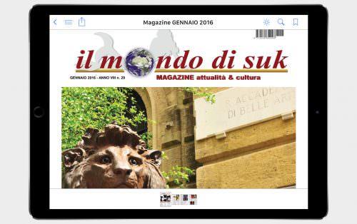 Magazine N. 29 | il Mondo di Suk