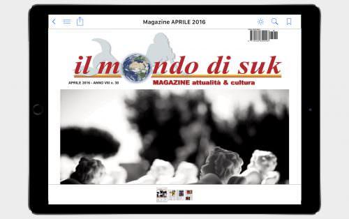 Magazine N. 30 | il Mondo di Suk