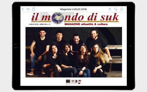 Magazine N. 31 | il Mondo di Suk