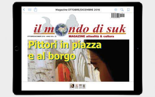 Magazine N. 32 | il Mondo di Suk