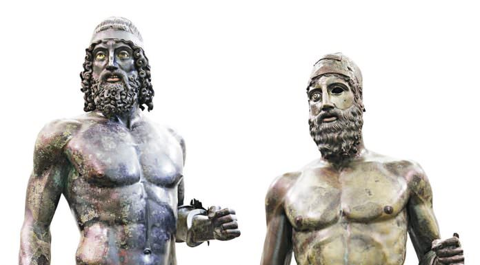 bronzi di riace | ilmondodisuk.com