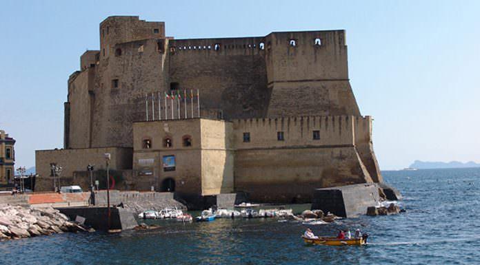 castello dell'ovo | ilmondodisuk.com