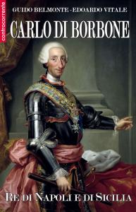 Qui sopra, la copertina del libro. In alto, Antonio Joli dipinge la parte del sovrano per la Spagna
