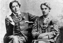 In foto, Oscar Wilde e Alfred Douglas | ilmondodisuk.com