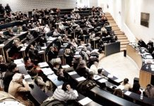aula magna Urbino| ilmondodisuk.com