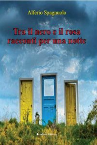 Qui sopra la copertina del libro. In alto uno scatto di Fabiana Morelli