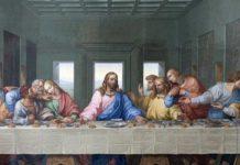 utlima cena di leonardo| ilmondodisuk.com