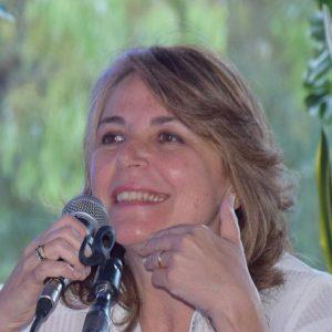 L'autrice del racconto Armida Parisi\ ilmondodisuk.com