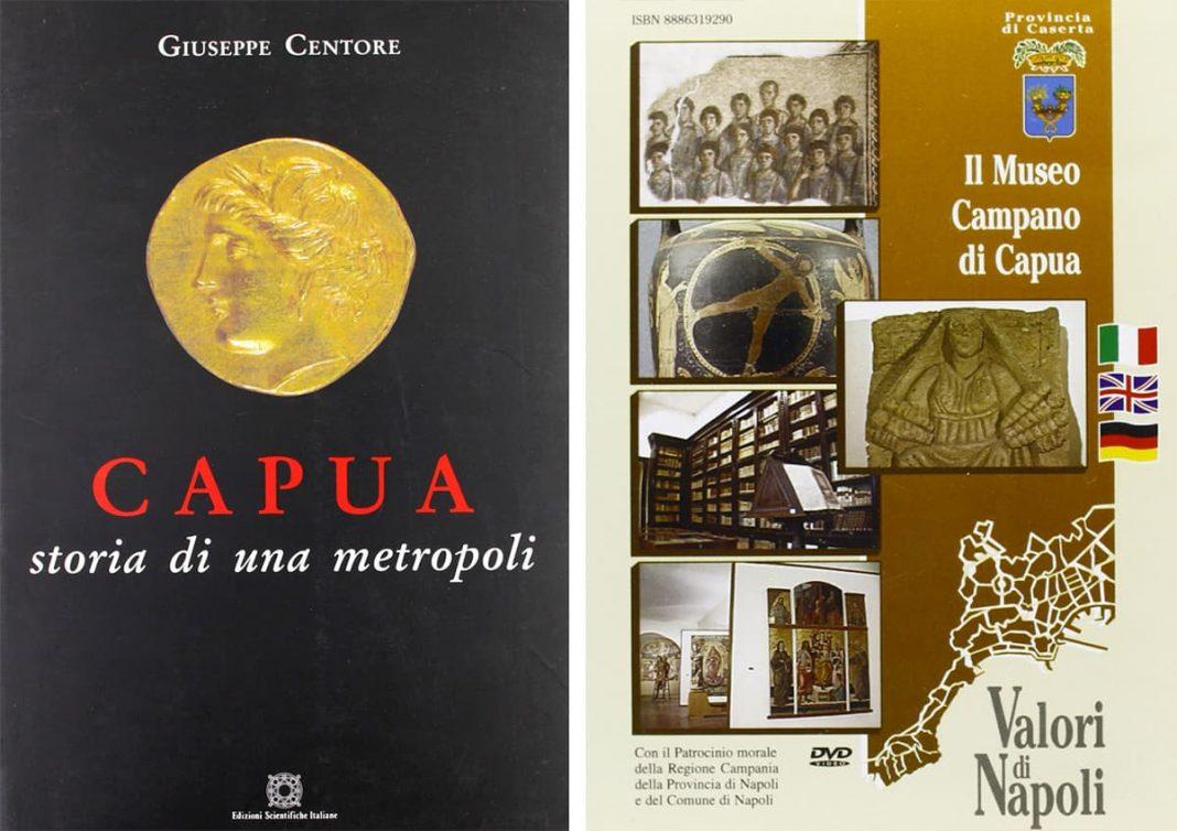 Copertine libri Giuseppe Centore