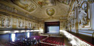 teatro di corte palazzo reale