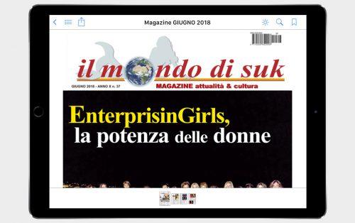 Magazine N. 37 | Il Mondo di Suk