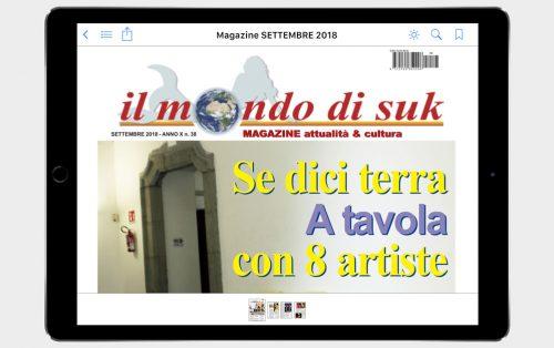 Magazine N. 38 | Il Mondo Di Suk