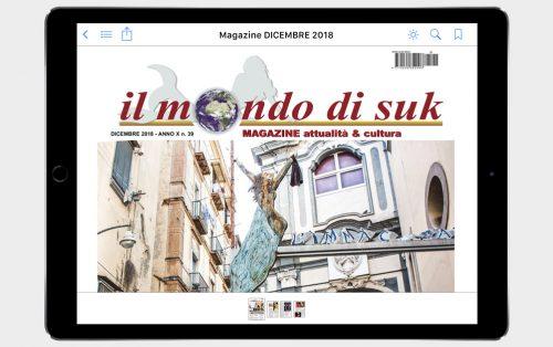 Magazine N. 39 | Il Mondo Di Suk