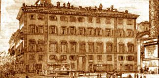 Palazzo Ferrajoli | ilmondodisuk.com