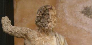 zeus in trono | ilmondodisuk.com