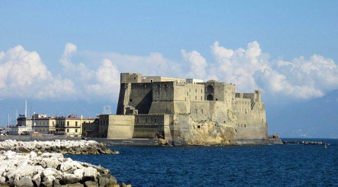 Castel dell'ovo  ilmondodisuk.com