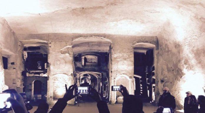 Catacombe San Gennaro| ilmondodisuk.com