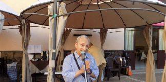 In foto, il cantante Franco Manuele\ilmondodisuk.com