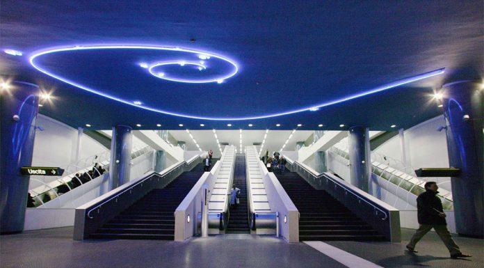 Stazione Vanvitelli Napoli| ilmondodisuk.com