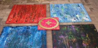 Energia Positiva, l'opera che dà il titolo alla mostra \ilmondodisuk.com