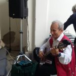 Il cantante Franco Manuele\ ilmondodisuk.com