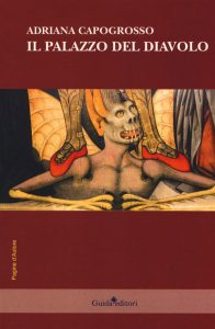 Qui sopra, la copertina del libro. In alto, Palazzo Penne