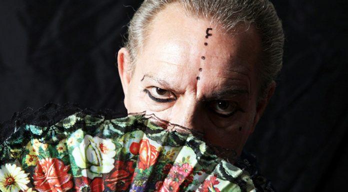 L'attore Enzo Moscato, foto di Cesare Accetta\ ilmondodisuk.com