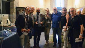 In foto: i giurati, con Daniela Wollmann e Arnaldo Delehaye