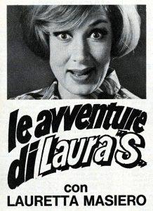 La locandina dedicata alla serie televisiva della simpatica donna detective dai modi spicci