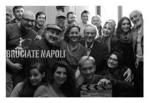 Bruciate Napoli: foto del cast