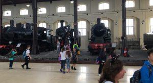 Una giornata al Museo nazionale ferroviario di Pietrarsa\ ilmondodisuk.com