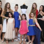 La nuova collezione di abiti da cerimonia di Veronica Guerra\ ilmondodisuk.com