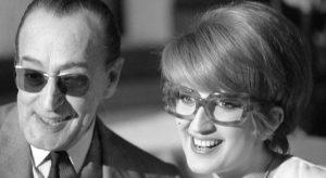 Totò e Mina assieme nel 1965\ilmondodisuk.com