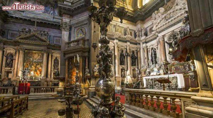 Cappella del tesoro di San Gennaro| ilmondodisuk.com